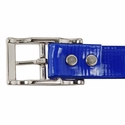 buy discount  1 in. Day Glow Center Ring Collar Buckle Inside Detail