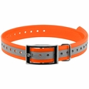 buy discount  1 in. Orange Reflective Collar Strap