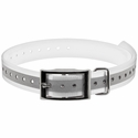 buy discount  1 in. White Reflective Collar Strap