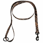 shop Max 5 Camo 6 ft. x 1 in. 1-ply Nylon Leash