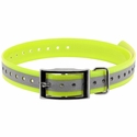 buy discount  1 in. Yellow Reflective Collar Strap