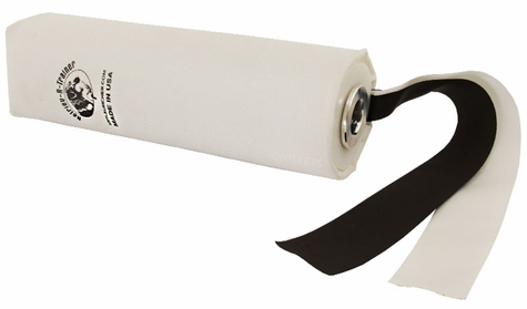 RRT White 10 in. Cordura Launcher Dummy w/ Streamers