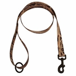 shop Blades Camo 4 ft. x 1 in. 1-ply Nylon Leash