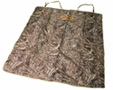 Mud River Ducks Unlimited Blades Camo 2 Barrel XL Seat Cover / Utility Mat