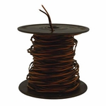 shop 20 Gauge Twisted Wire 100 ft. Spool