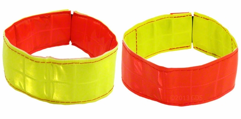 20 in. Deluxe Reversible Reflexite Bands by Scott
