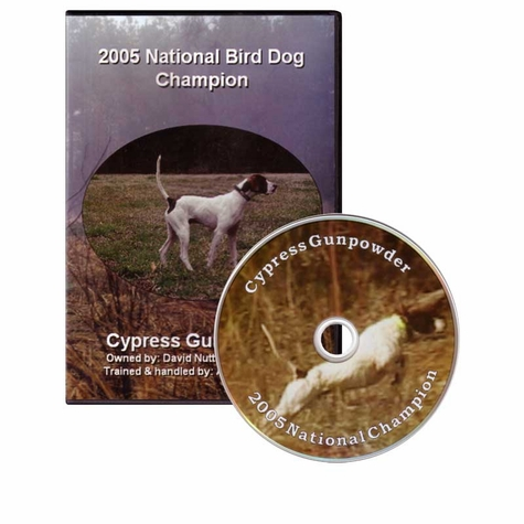 2005 National Bird Dog Championship DVD