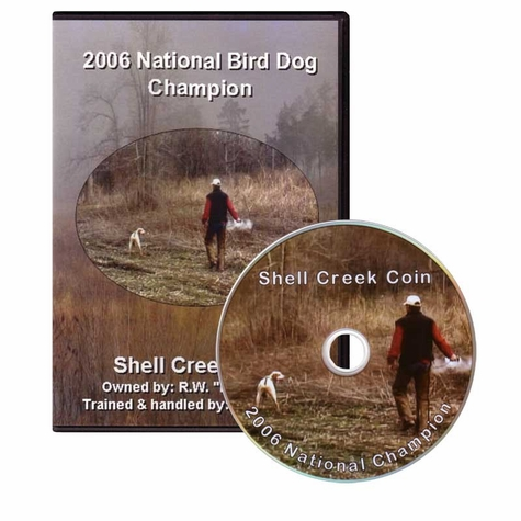 2006 National Bird Dog Championship DVD