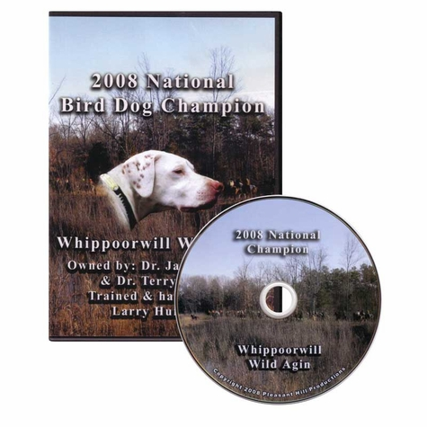 2008 National Bird Dog Championship DVD
