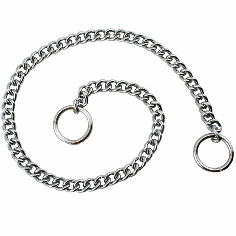22 in. Scott Medium Heavy Choke Chain #0642