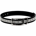 buy discount  3/4 in. Black Reflective Collar Strap