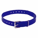 buy discount  3/4 in. Blue Replacement Collar Strap