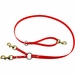 3/4 in. Day Glow Dual Lead -- Red