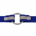 buy discount  3/4 in. K-9 Komfort Reflective Center Ring Puppy Collar Inside Ring Detail