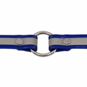 buy discount  3/4 in. K-9 Komfort Reflective Center Ring Puppy Collar Outside Ring Detail