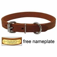 buy discount  3/4 in. Leather Standard Puppy / Small Dog Collar