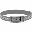 buy discount  3/4 in. Silver Reflective Collar Strap