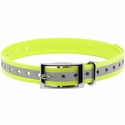 buy discount  3/4 in. Yellow Reflective Collar Strap