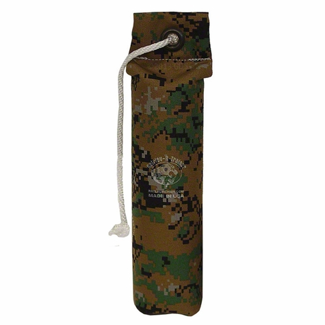 """3"""" Camo Weighted Cordura Throw Dummy by RRT"""