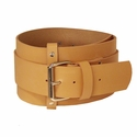 4 in. Perma Hog Dog Collar by Leather Brothers