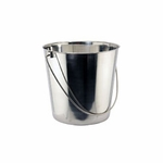 shop Dog Kennel Water Bucket - 4 Quart