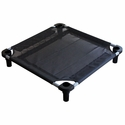 Small 30 in. x 22 in. Rectangle Dog Training Platform by 4Leggs4Pets
