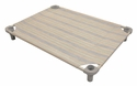 Large Heavy Duty 40 in. x 30 in. Rectangle Dog Training Platform by 4Leggs4Pets