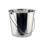 shop Dog Kennel Water Bucket - 6 Quart