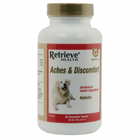 Aches & Discomfort Pain Reliever by Retrieve Health