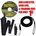 buy discount  PRO 550 Holster and DVD Add-On