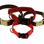 buy discount  Adjustable Quick Release Dog Collars (FREE ID PLATES!)