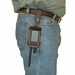 Alpha Holster on Belt