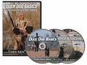 Avery Duck Dog Basics 3-disc DVD Set featuring Chris Akin