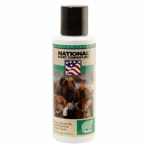 Bear Scent for Dog Training - 4 oz.