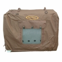 buy discount  Bedford Kennel Cover Side View