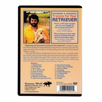 buy  Beginning and Advanced Training for Your Retriever DVD back
