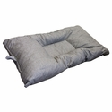buy discount  Bizzy Beds Light Gray Dog Bed