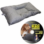 shop Bizzy Dog Bed with Zipper -- Extra Large