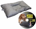 Bizzy Pet Beds Dog Bed with Zipper -- Small