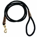 Black Mendota Rope Snap-leash