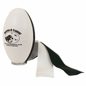 Black and White Plastic Launcher Dummy with Streamers by Retriev-R-Trainer