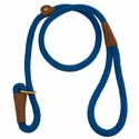 buy discount  BLUE  British-Style Slip Lead by Mendota 4-Feet
