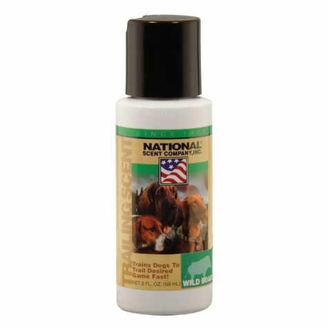 Wild Boar / Hog Scent for Dog Training - 2 oz.