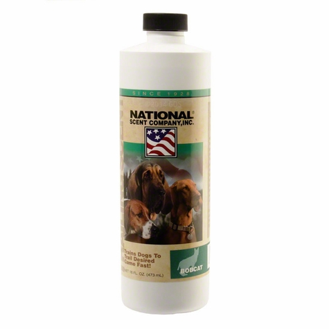 Bobcat Scent for Dog Training - 16 oz.