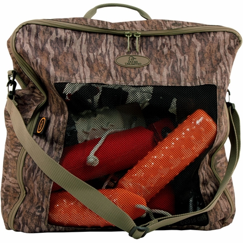 Mud River Nylon Dummy / Wader Bag -- Bottomland Camo