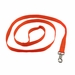 "Bright Orange 1"" Snap Lead"