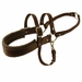 Brown Padded TufFlex Roading Harness