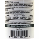 buy discount  Calm Time Ingredient Label