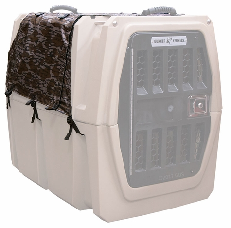 CAMO LARGE Gunner Kennels Cold Weather Kit