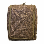 shop Camo Uninsulated Kennel Cover Front Flap Closed